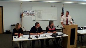 Salida Town hall meeting part 2 of 2