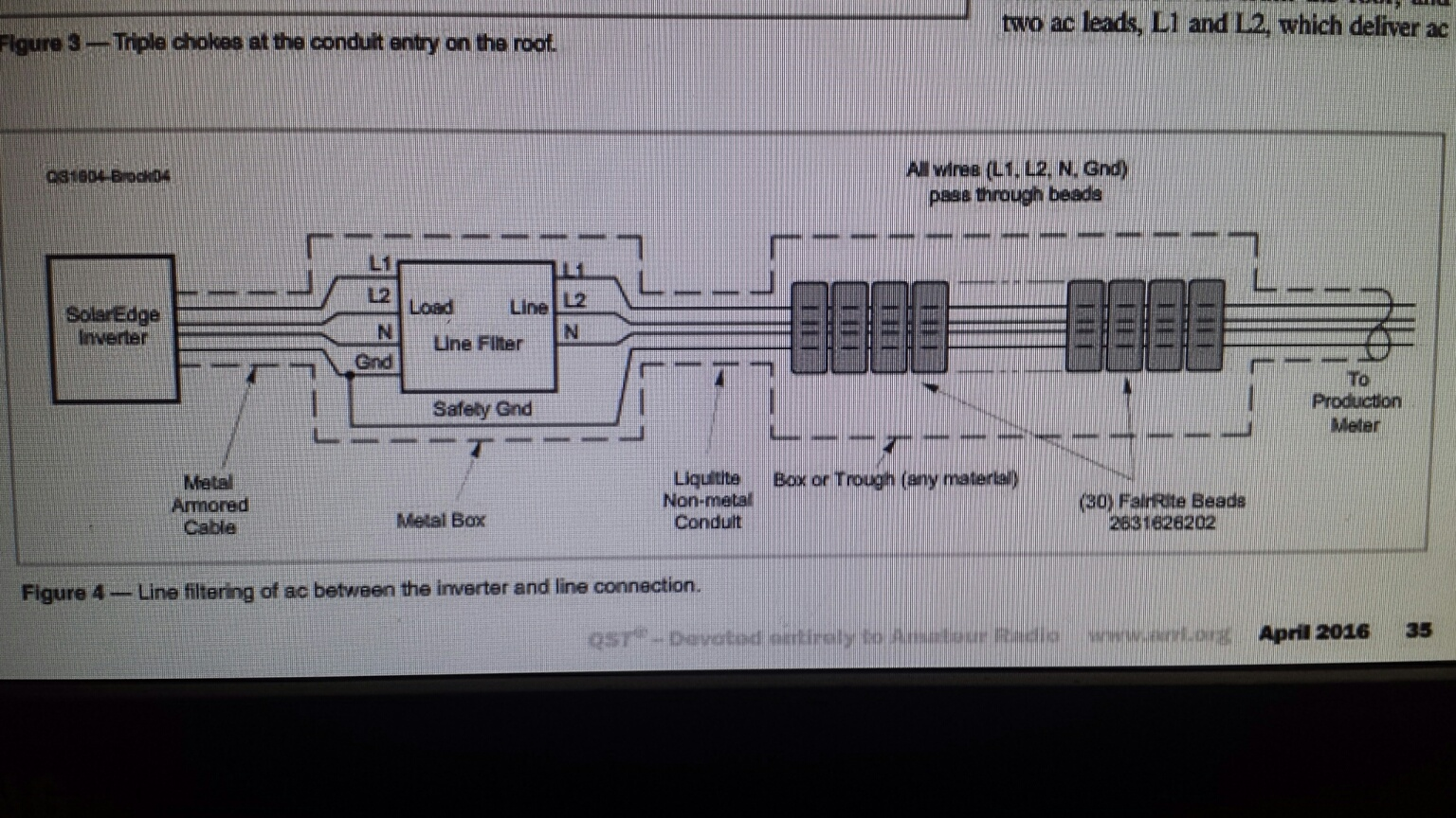 From Jhill 81 At Yahoocom Tue May 1 002215 2018 Diagram Likewise Cable Modem Router Also T Wireless U Verse Solar Inverter Rfi Choker